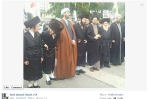Iran dan Yahudi