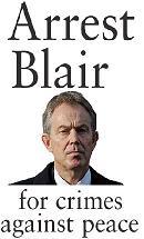 arrest-blair-for-crimes-against-peace-banner-button