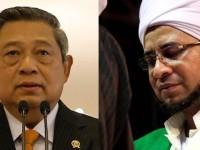 SBY Hadir di Majelis Rasulullah, Tanpa Habib Munzir