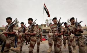 tentara irak