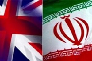 Iran_Britain_flags