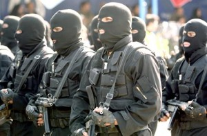 Iranian-special-forces