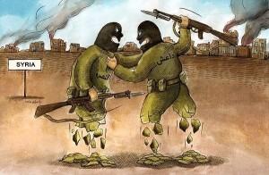 Jihadis vs Jihadis