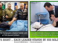 Nabok Nyilih Tangan ala Israel