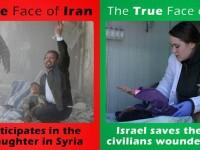 Propaganda Israel atas Peran Iran di Suriah