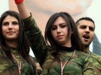 Tentara Sukarela Suriah (National Defence Force)