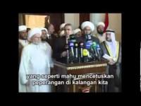 Ulama Sunni dan Syiah di Irak Tolak Perseteruan Mazhab