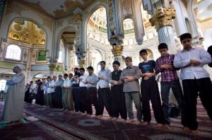 masjid sunni iran 1