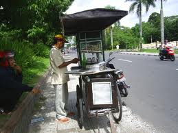 penjual bakso