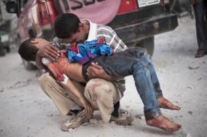 syria children death