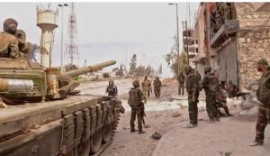 Army retakes strategic town in Syria