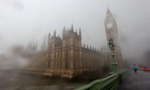 torrential- rain london