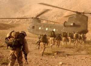 us troop afghanistan