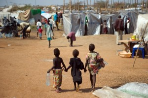CAMP SOUTH SUDAN