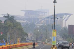 Kabut-Asap-Riau