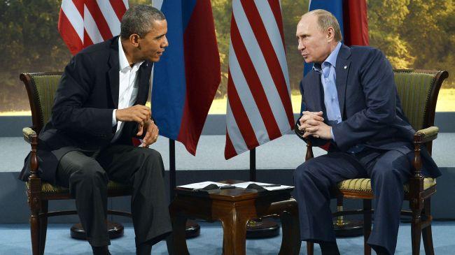 Putin Obama file photo press tv
