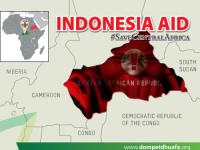 Dompet Dhuafa Kirim Bantuan Ke Afrika Tengah