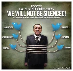 erdogan twittered