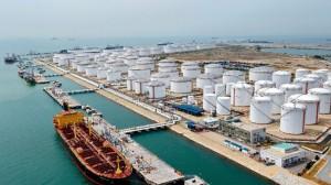 iran oil export