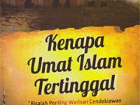 Mengapa Umat Islam Tertinggal?