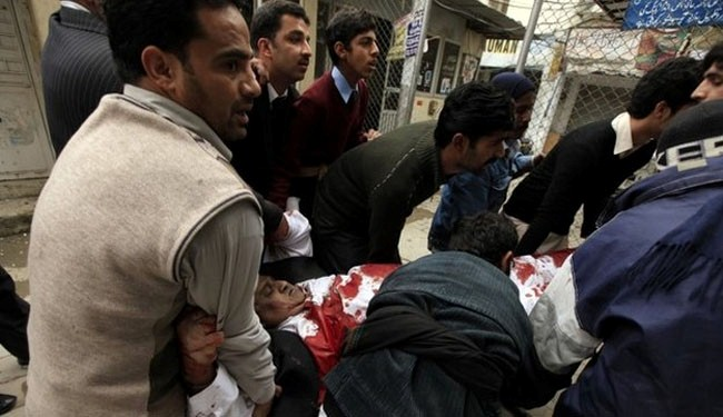 Deadly attack on Pakistani court kills at least 11