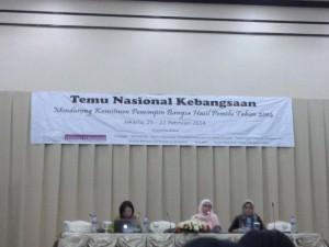 pakta integritas dan kampanye untuk pemilih (25 Feb)