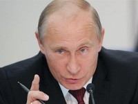 Putin: Mau Perangi Teroris? Dukung Presiden Suriah!