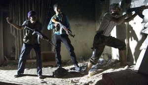 Hundreds of Syria militants defects back for amnesty