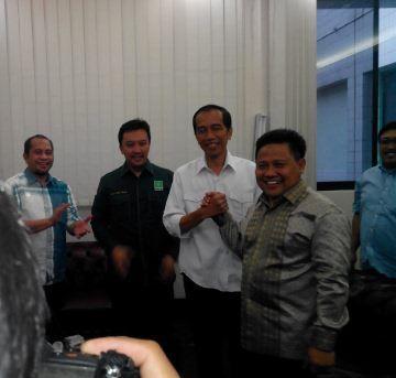 Jokowi CAk imin