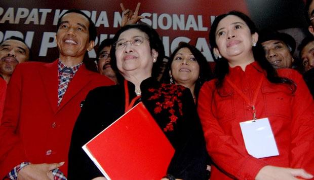 Jokowi puan