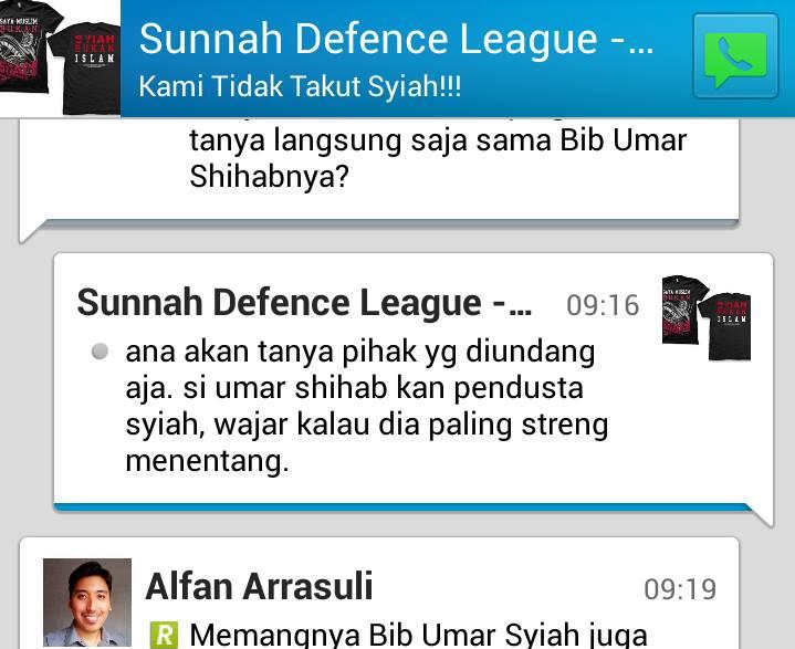 Umar Shihab - SDL