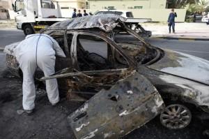 bahrain bom mobil