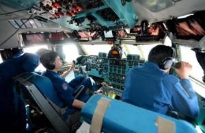 cina search mh370