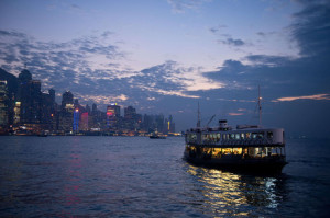 TOPSHOTS-HONG KONG-ECONOMY-GROWTH