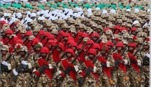 قدرة القوات المسلحة الايرانية تجلب الاستقرار وتثير ياس الاعداء