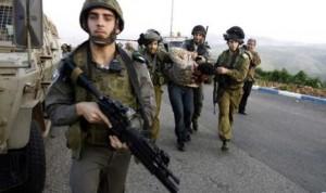 israel serang warga