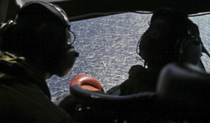 Air And Sea Search For MH370 Continues Off Australian Coast