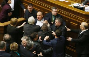 parlemen ukraina