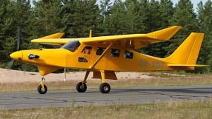 pesawat kecil