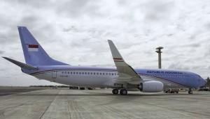 pesawat presiden