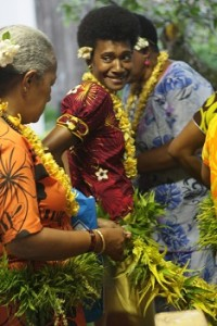 Para perempuan Fiji, foto: Syam Asinar