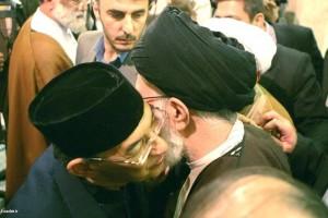 Sayyid Ali Khamenei dan Prof Quraish Shihab