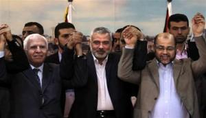 Iran hails Palestinian Fatah-Hamas unity deal