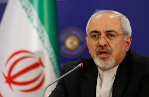 iran menlu javad zarif