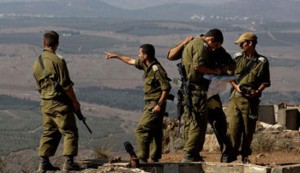 Israel declares closed military zone in Golan