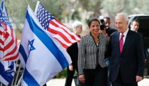 israel netanyahu-rice