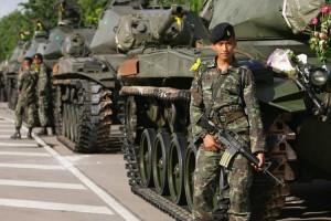 Bangkok Remains Calm After Coup