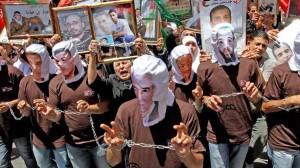 palestina hunger strikers