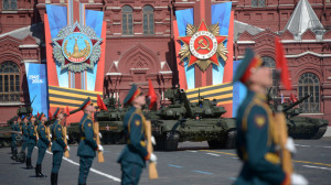 parade rusia
