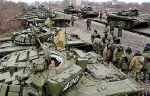 russia troops